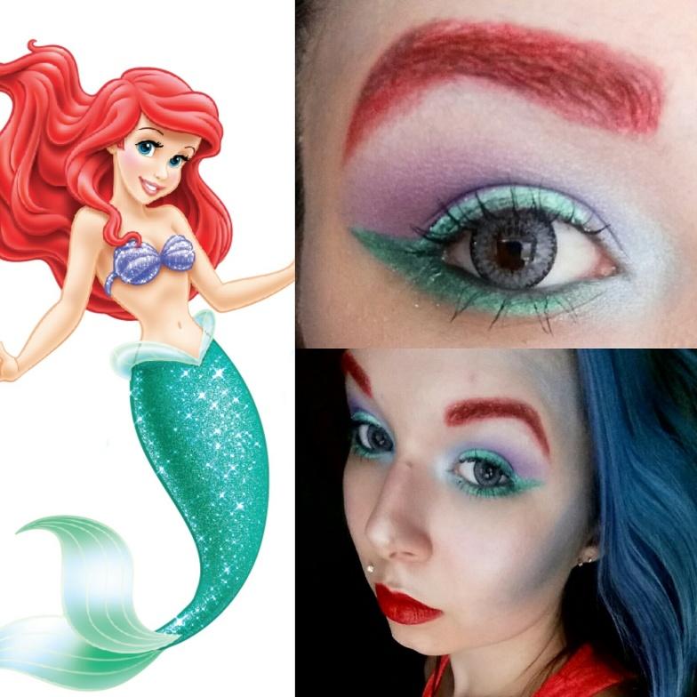 Disney Challene-Ariel